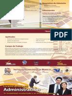 Licenciatura en Administracion