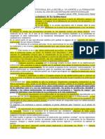 Lidia Fernandez - El Analisis de Lo Institucional en La Escuela