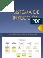 SISTEMA DE INYECCIÓN-Exposicion