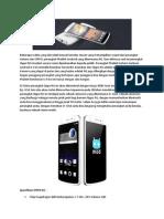 Oppo Resmi Perkenalkan Phablet Unik Terbarunya