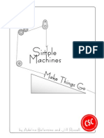 Simple Machines Make Things Go