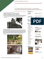 7 prédios inspirados por obras literárias - Tcharam