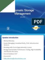 Automatic Storage Management 11g_MikeMessina_Rolta