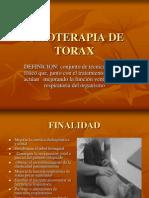 Fisioterapia de Torax