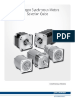 Synchronous Motors Selection Guide KM_SG_000183_en-US