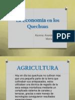La Economía en los Quechuas