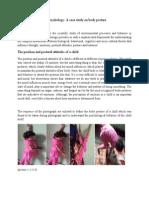 A study on Body Posture