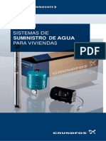 Manual Instalador Suministro Agua ES