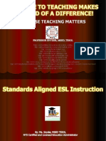 ESL Education Administration Presentation