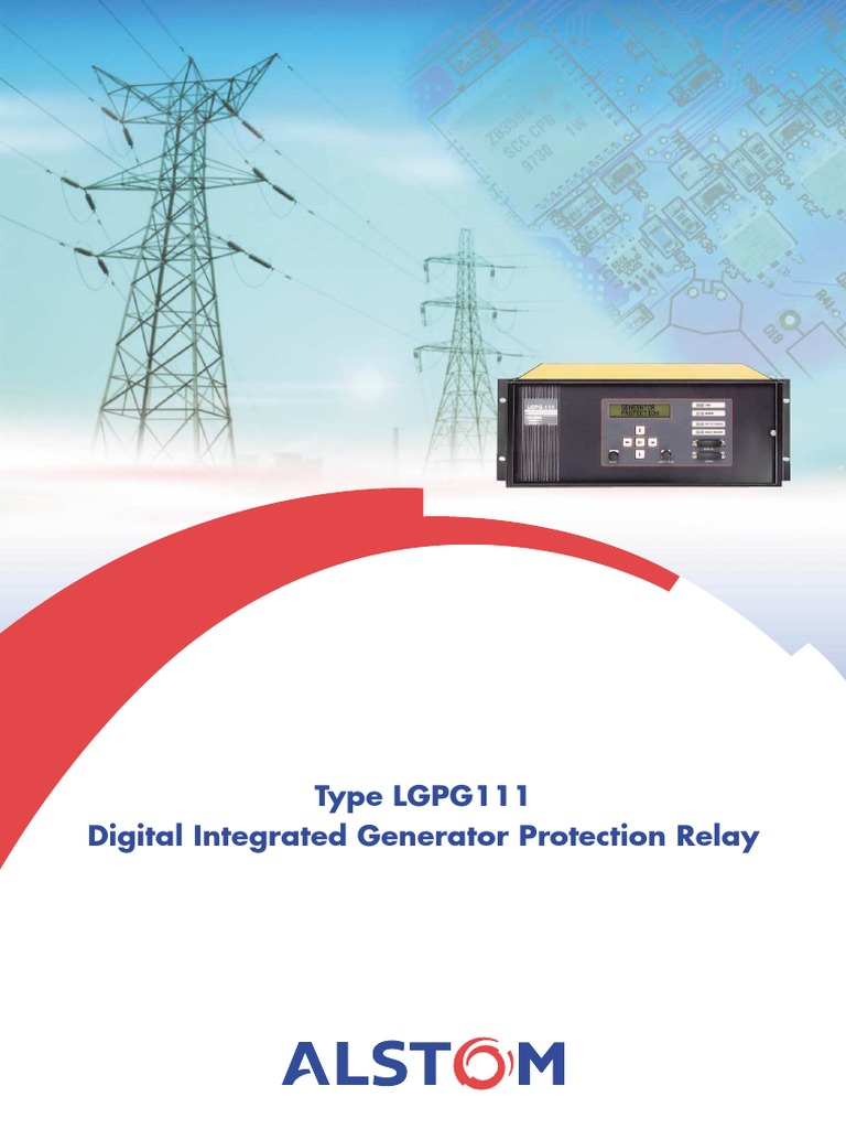 Alstom digital integrated generator protection relay relay alstom digital integrated generator protection relay relay electric generator asfbconference2016 Choice Image