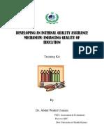 training-kit by dr usmani