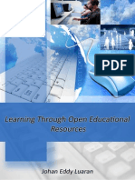 Learning Through Open Educational Resources