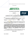 GreenTech Automotive Confidential Private Placement Memorandum