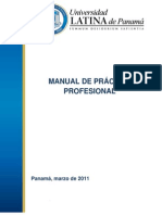 Manual de Practica Profesional