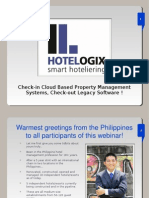 Check in Cloud Based Property Management Systems, Check out Legacy Software