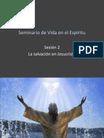 Seminario de vida - Pecado y salvación