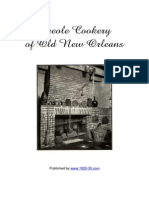 Creole Cooking Recipes
