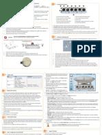 Siklu 2ft Quick Setup Guide - IDOC002revA (August 2012)