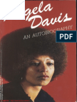 Angela Davis an Autobiography