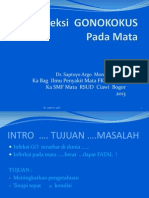 Infeksi GONOKOKUS Pada Mata (dr. Saptoyo).pdf