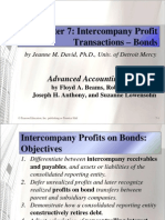 Beams10e Ch07 Intercompany Profit Transactions Bonds
