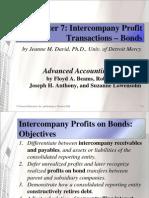 Beams10e Ch07 Intercompany Profit Transactions Bonds