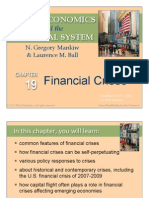 MBChap19 Financial Crises Ball and Mankiw 2011