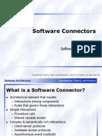 Lecture 7 Software Connectors