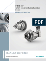 MD31.1 FLENDER SIP Standard Industrie Planetengetriebe IT