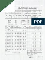 Siemens Load Test ESN 00314753