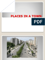 Places in a Town