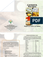 Cassava Brochure_Recipes Final