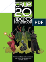 True20 Adept's Handbook