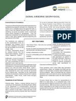 Airborne Surveys 2012