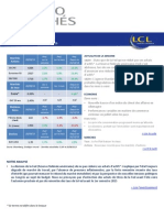 Flash spécial sur les marchés - point hebdomadaire - 2013 09 20 BdP