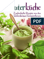 Kräuterküche - Zauberhafte Rezepte von den Siefersheimer Kräuterhexen