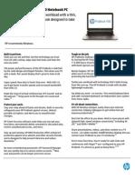 HPProBook430G1_datasheet