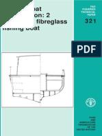 FAO - Fishing Boat Construction - Building a Fiberglass Fishing Boat