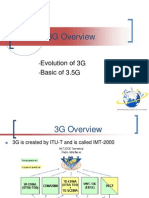 3G overview-TRAINING BY TELSOL360 GROUP