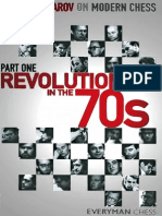 On Modern Chess Part 1 - Revolution in the 70's -Kasparov