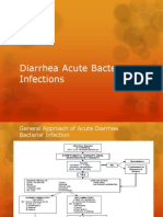 Diarrhea Acute Bacterial Infections