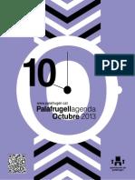 Agenda Octubre 2013