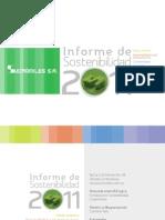 Reporte Sostenibilidad Sucromiles 2011