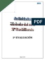 ACTIVIDADES HISTORIA DEL ARTE 2013-14 1ª EVALUACIÓN