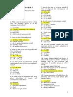 Pediatrics MCQ