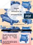 Liquid Ring Vacuum Pump - Applications and Features by www.ppipumps.com
