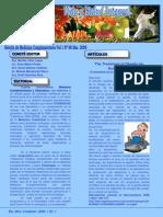 BOLETIN MARZO - Medicina Complementaria
