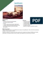 Torta de Frango de Liquidificador - Ana