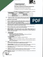 Listado de Requisitos Sistemas Constructivos 2009