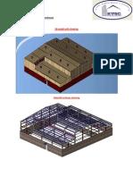 Pre Engineering Building Detailing Sample